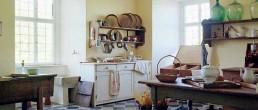 Schlossführung Küche
