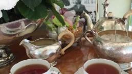 English Teatime im Schloss