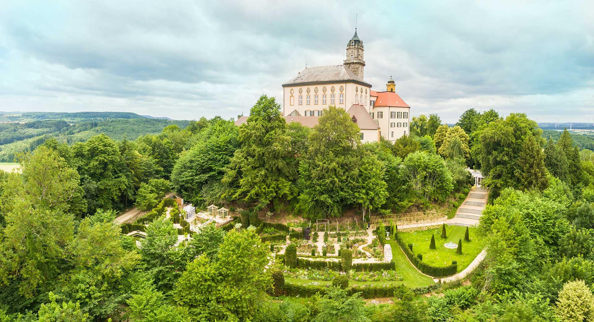 Schloss Baldern – Führungen, Events, Tickets kaufen