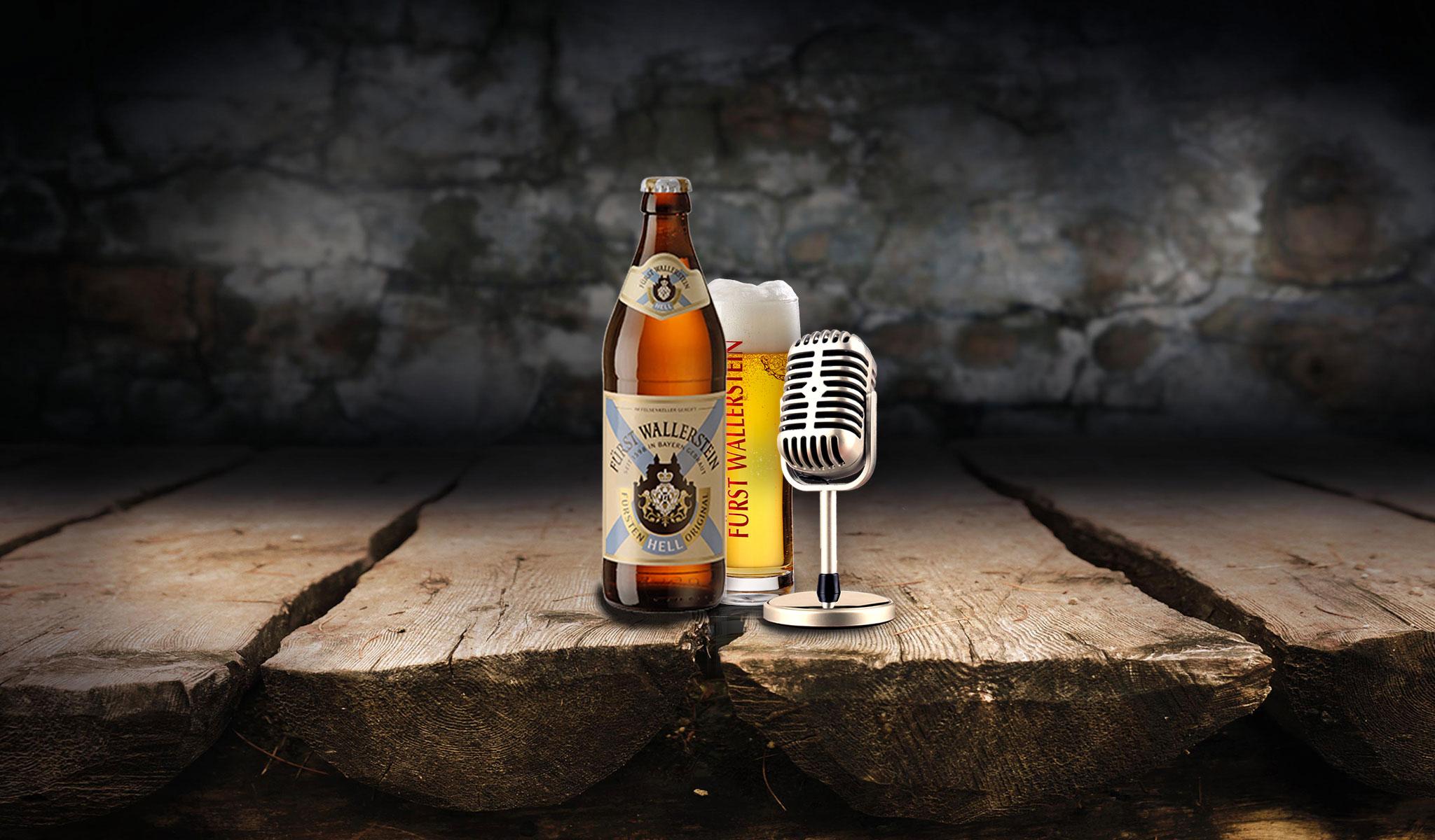Bier-Talk Fürst Wallerstein